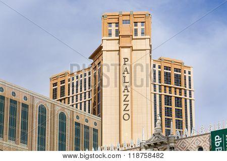 The Palazzo Hotel And Casino