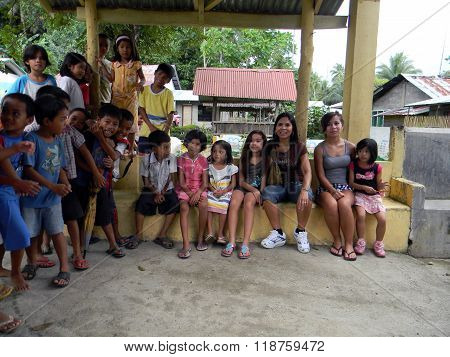 Mabini Elementary School Pupils