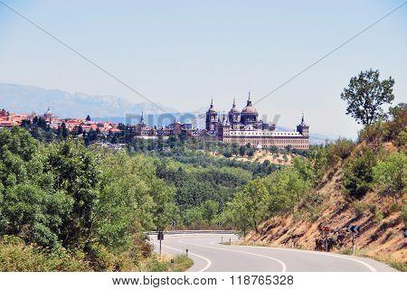 Royal Seat Of San Lorenzo De El Escorial