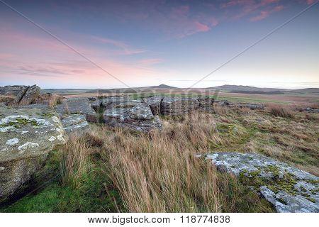 View Over Bodmin Moor