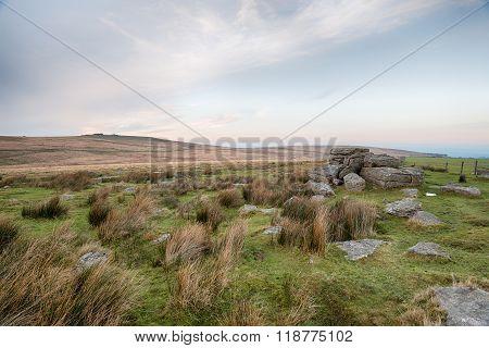 Rugged Dartmoor