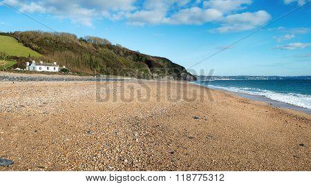 Beesands On The Devon Coast