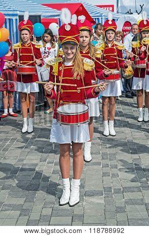 Drummers Girls