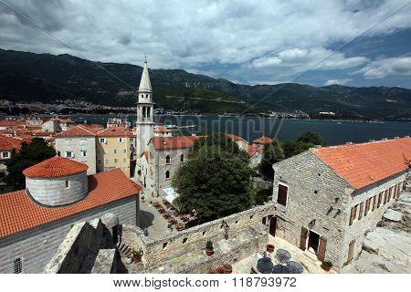 Europe Balkan Montenegro Budva
