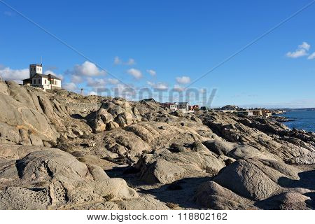 Coast Of Ocean, Luderitz, Namibia