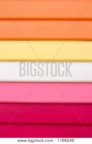 Colourful Weatherboards
