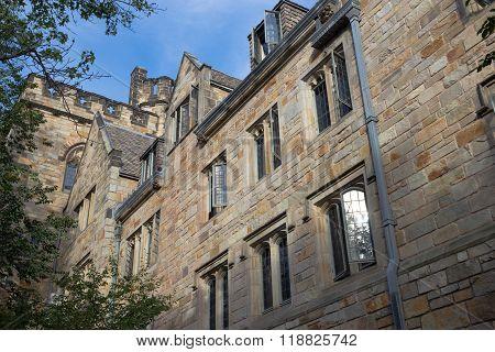 Yale University Campus Buildings