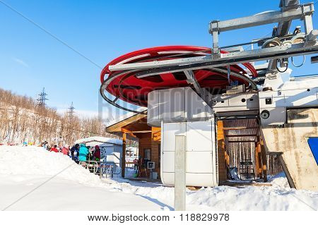 Chairlift In