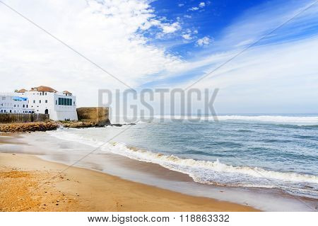Asilah on the Atlantic Coast, Morocco, Africa