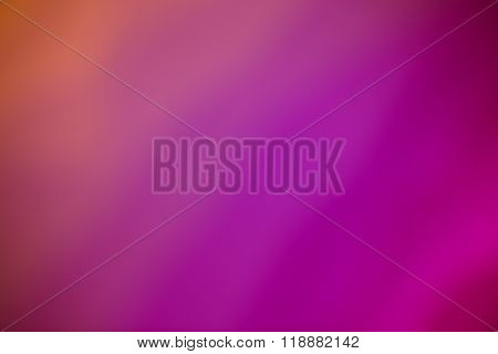 Orange,  pink,  purple and red Blurred Abstract Background.