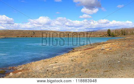 Lake close to El Chalten