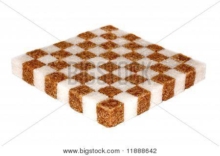 Shugar chessboard