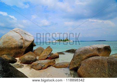 The Granite Stone Beach
