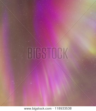 Aurora Borealis Abstract Background