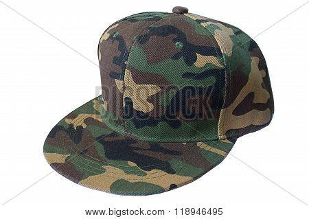 Army Cap Hiphop