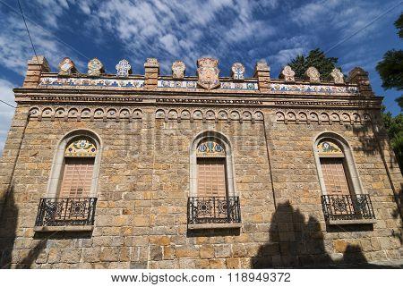 La Pobla De Segur (catalunya, Spain)
