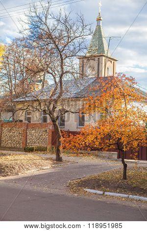 orthodox nunnery