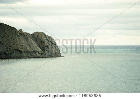 Beautiful Sea and Sky horizon Landscape