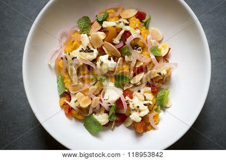 Seared Cauliflower Meal