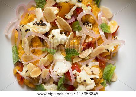 Seared Cauliflower Recipe