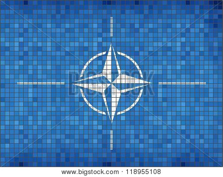 Flag Of Nato.eps