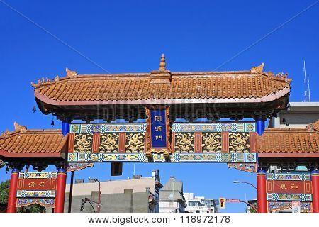 Chinatown, Victoria