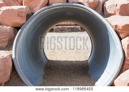 Santa Fe Tunnel Vision