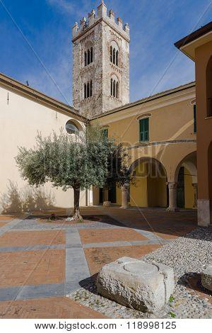 Parish Church In Toirano