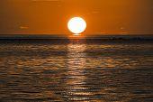 Big Sun Sunrise