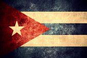 Постер, плакат: Flag Of Cuba