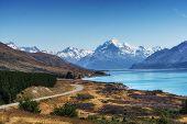 ������, ������: Mount Cook