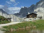 Cottage In Dolomites