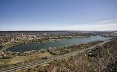 foto of winona  - Chippewa Valley Miinnesota Wisconsin Mississippi River Winona - JPG
