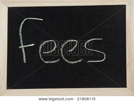 Board With Fees