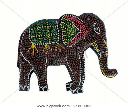 Indonesian Elephant