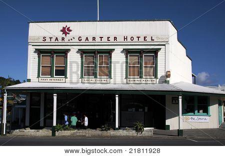 Historic Hotel In Coromandel