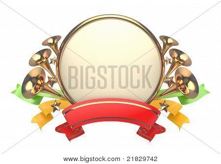 Celebratory Badge