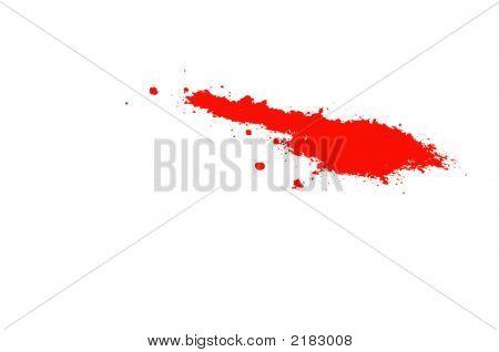Red Inkblot