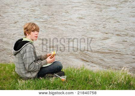A Picnic Boy