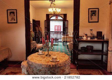 living room in Heyuan Garden