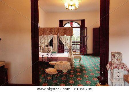 bedroom in Heyuan Garden