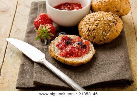 Mermelada - desayuno