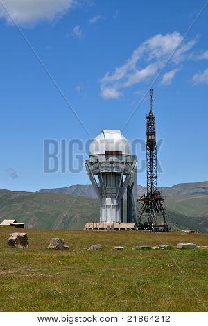 Asy Observatory In Kazakhstan