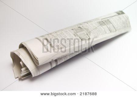 Roll News Paper