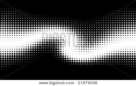 vector wave pattern
