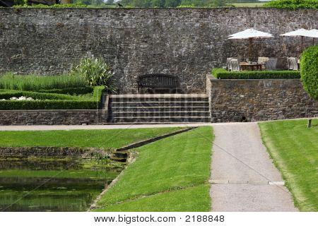 Ancient Walled Garden