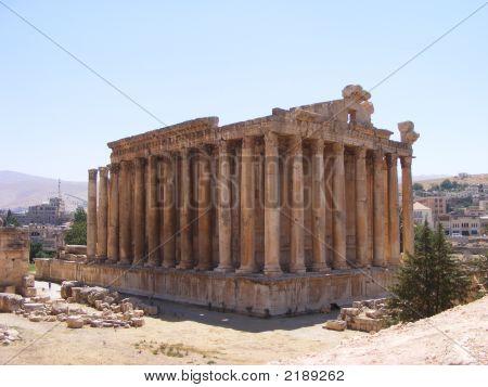 Temple Of Bacchus - Heliopolis