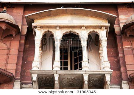 Gurudwara Sis Ganj Sahib in Old Delhi, India, Asia
