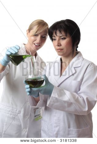 Laboratory Workers