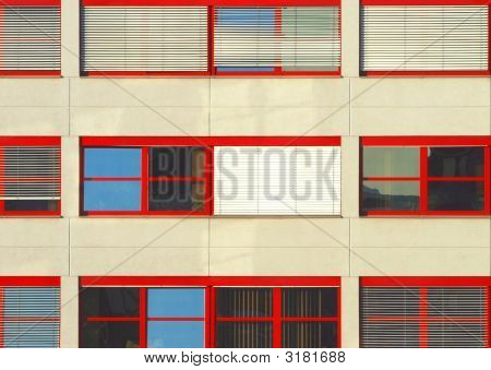 Rows Of Windows